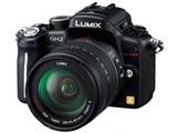Panasonic デジタル一眼カメラ GH2 レンズキット(14-140mm GH2 F4.0-5.8HD動画対応高倍率ズームレンズ付属) フルハイビジョンムービー一眼 ブラック DMC-GH2H-K