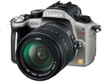 Panasonic デジタル一眼カメラ GH2 レンズキット(14-140mm GH2 F4.0-5.8HD動画対応高倍率ズームレンズ付属) フルハイビジョンムービー一眼 シルバー DMC-GH2H-S