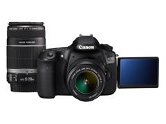 Canon デジタル一眼レフカメラ EOS 60D ダブルズームキット EOS60D-WKIT